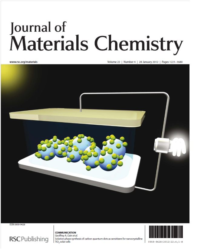 research paper on nanocrystalline material
